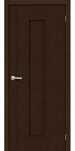Межкомнатная дверь 3D Тренд 13 ПГ 3д Венге