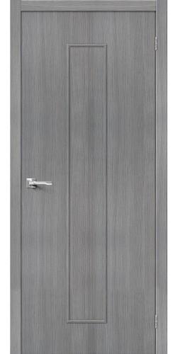 Межкомнатная дверь 3D Тренд 13 ПГ 3д Грей