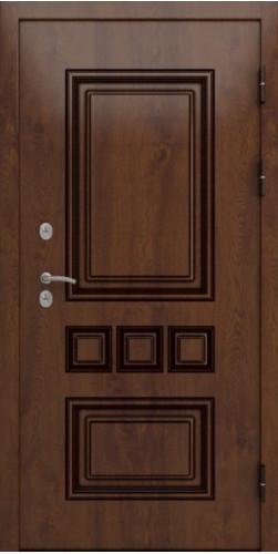 Дверь входная Аура Терморазрыв цвет медный антик
