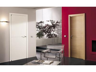 Какие двери лучше ламинированные или ПВХ?
