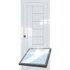 Двери глянцевые