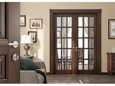 Двери двустворчатые (распашные)