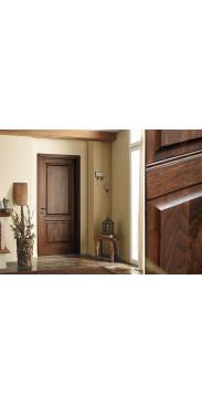 Межкомнатные двери из массива в стиле модерн