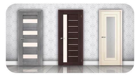 Двери экошпон! сказочные цены на двери последнего поколения!