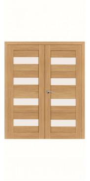 Двустворчатая дверь Порта 23 ДО Anegri Veralinga