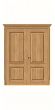Двустворчатая дверь Классико 32 ДГ Anegri Veralinga