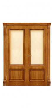 Двустворчатая дверь Корсика ДО антико