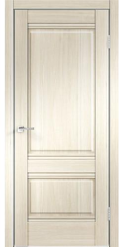 Дверь межкомнатная Alto 2P глухая цвет ясень японский