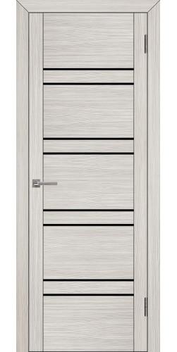 Межкомнатная дверь экошпон Uberture 30026 капучино велюр