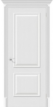Дверь экошпон Классико-12 ПГ Virgin