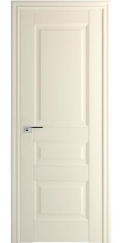 Межкомнатная дверь экошпон 95Х ПГ белый ясень