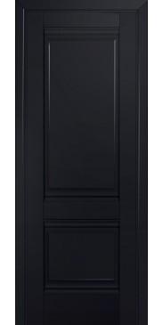 Дверь Профиль дорс 1U ПГ черный матовый