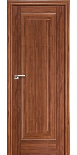 Межкомнатная дверь экошпон 23Х орех амари