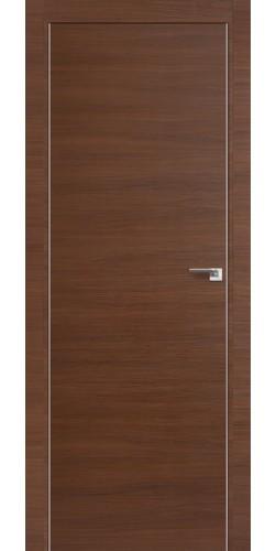 Межкомнатная дверь экошпон 1 Z ПГ малага черри
