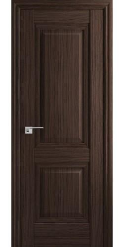 Межкомнатная дверь экошпон 80Х ПГ натвуд натинга