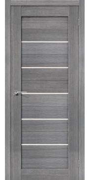 Дверь экошпон Порта 22 ПО Grey veralinga