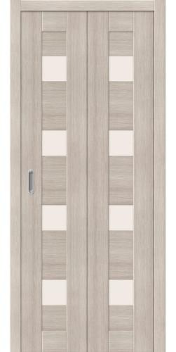 Дверь экошпон Порта 23 ДС cappuccino veralinga