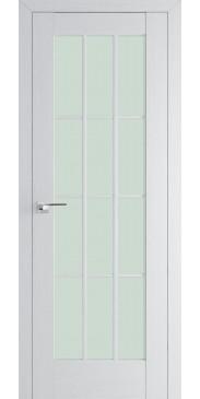 Дверь Профиль дорс 102Х ПО пекан белый