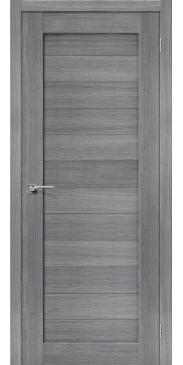 Дверь экошпон Порта 21 ПГ Grey veralinga