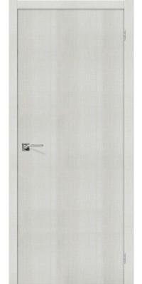 Дверь экошпон Порта 50 ПГ Bianco Crosscut