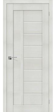Дверь экошпон Порта-26 ПГ Bianco Veralinga