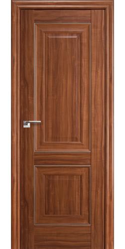 Межкомнатная дверь экошпон 27Х орех амари