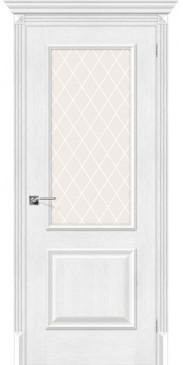 Дверь экошпон Классико 13 Silver