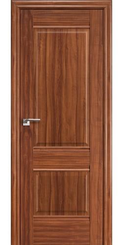 Межкомнатная дверь экошпон 1 Х ПГ орех-амари