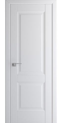 Дверь межкомнатная экошпон глухая 91U цвет аляска