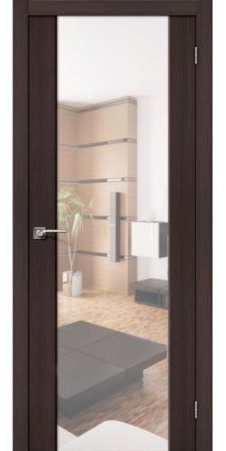 Межкомнатная дверь экошпон S 13 reflex Wenge Veralinga
