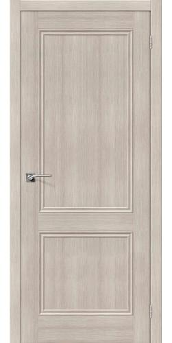 Межкомнатная дверь экошпон Порта 62 ПГ Cappuccino Veralinga