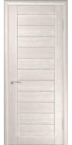 Дверь межкомнатная экошпон глухая ЛУ-21 капучино
