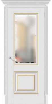 Дверь экошпон Классико-33G-27 ПО Virgin