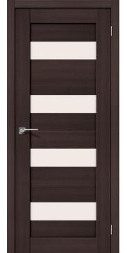 Дверь экошпон Порта 23 ПО Wenge veralinga