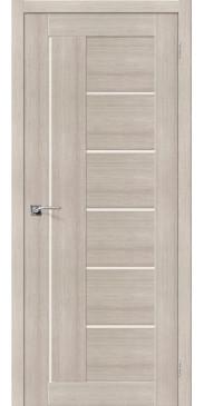 Дверь экошпон Порта 29 ПО Cappuccino veralinga