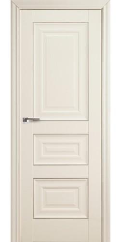 Межкомнатная дверь экошпон 25Х белый ясень