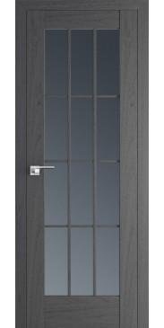 Дверь Профиль дорс 102Х ПО пекан темный