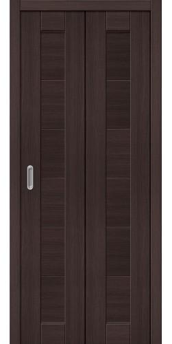 Входная дверь Порта 21 ДС wenge veralinga