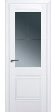 Дверь Профиль дорс 2U ПО аляска