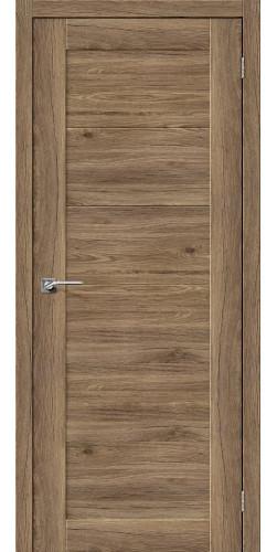 Дверь межкомнатная экошпон глухая Легно 21 цвет Original Oak