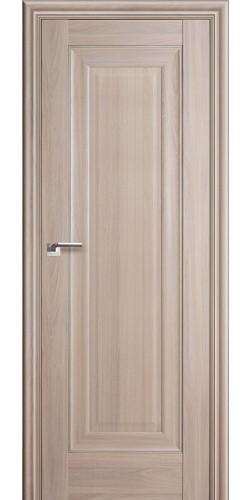 Межкомнатная дверь экошпон 23Х ПГ орех пекан
