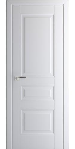 Межкомнатная дверь экошпон 95U ПГ аляска