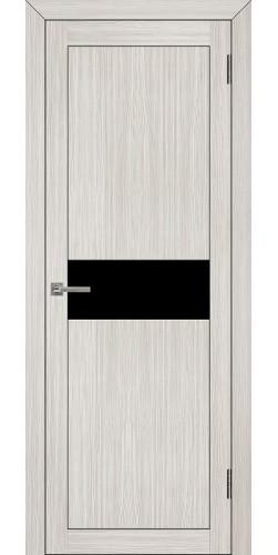 Межкомнатная дверь экошпон Uberture 30001 капучино велюр