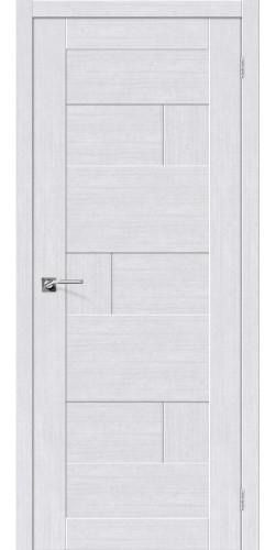 Межкомнатная дверь экошпон Легно-38 ПГ Milk Oak