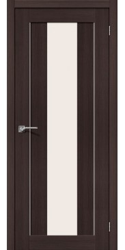 Дверь экошпон Порта 25 ПО Wenge veralinga