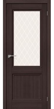 Дверь экошпон Порта 63 ПО Wenge Veralinga
