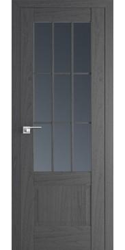 Дверь Профиль дорс 104Х ПО пекан темный