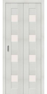 Дверь экошпон Порта 23 ДС bianco veralinga