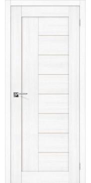 Дверь экошпон Порта 29 ПО Snow Veralinga