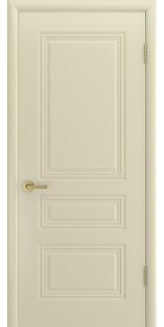 Дверь эмаль Трио Грейс ДГ слоновая кость